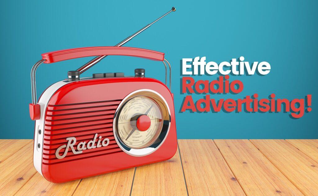 RADIO ADVERTISING BOOKING